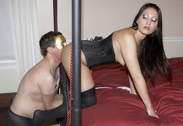 BestFemdom - Mistress Jade Indica - Panty Drawer Pervert