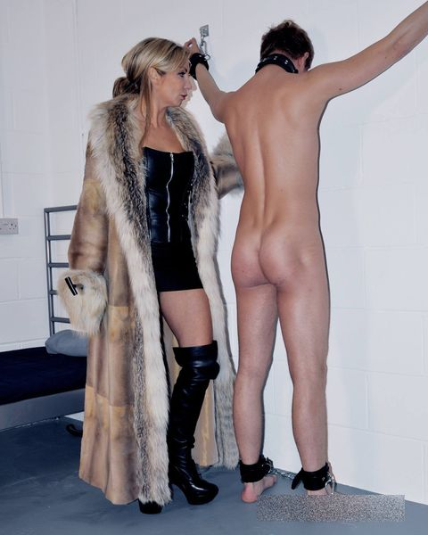 FemmeFataleFilms - Mistress Anna Regent - Begging For It complete