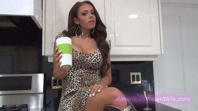 American Mean Girls - Cum In Your Coffee Everyday Princess Carmela