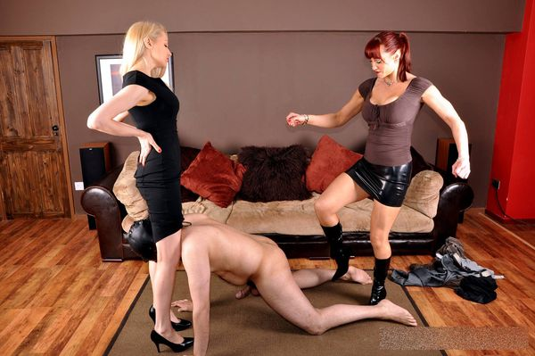 FemmeFataleFilms - Miss Miranda, Mistress Eleise de Lacy - Sorry Balls part 1-3 update