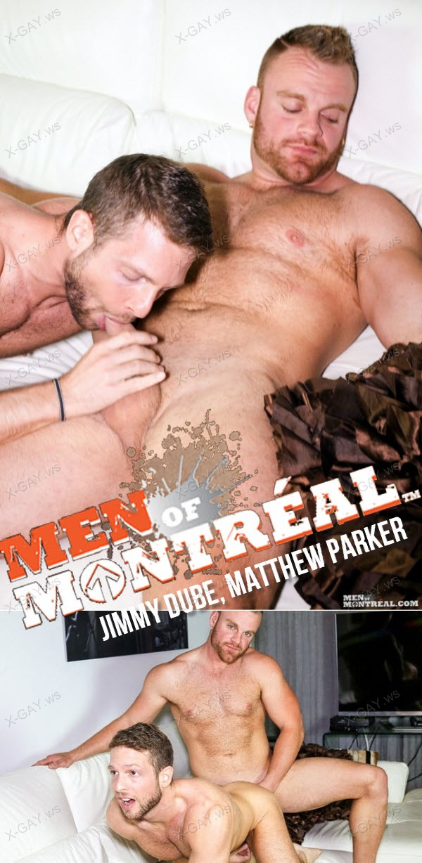 MenOfMontreal: Taking It One Step Further (Jimmy Dube, Matthew Parker)