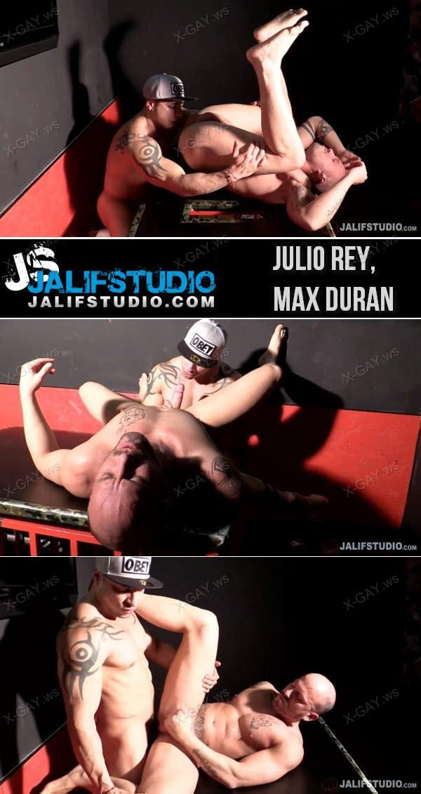 JalifStudio: Julio Rey, Max Duran