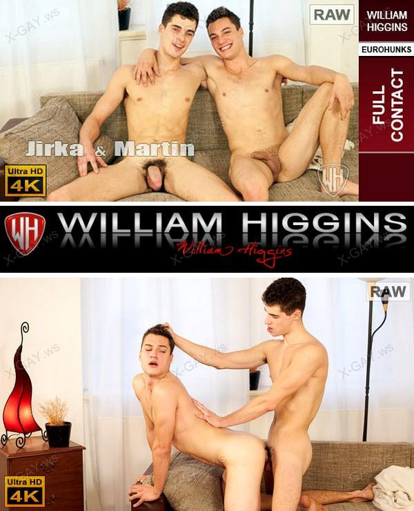 WilliamHiggins: Jirka Mendez, Martin Dorcak (RAW, FULL CONTACT) [4K Ultra HD]