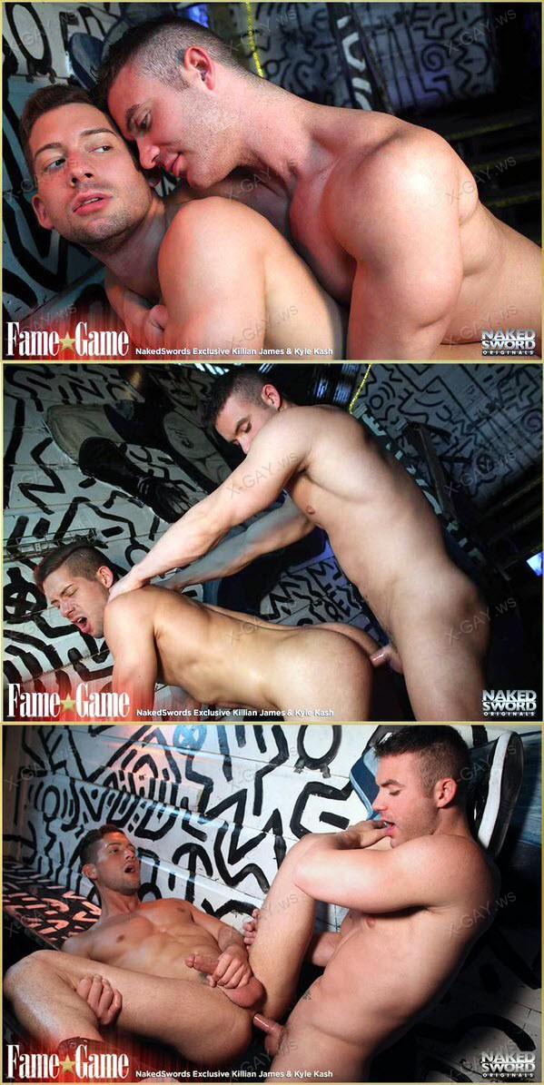 NakedSword: Fame Game Episode 2: Incriminating Evidence (Kyle Kash, Killian James)