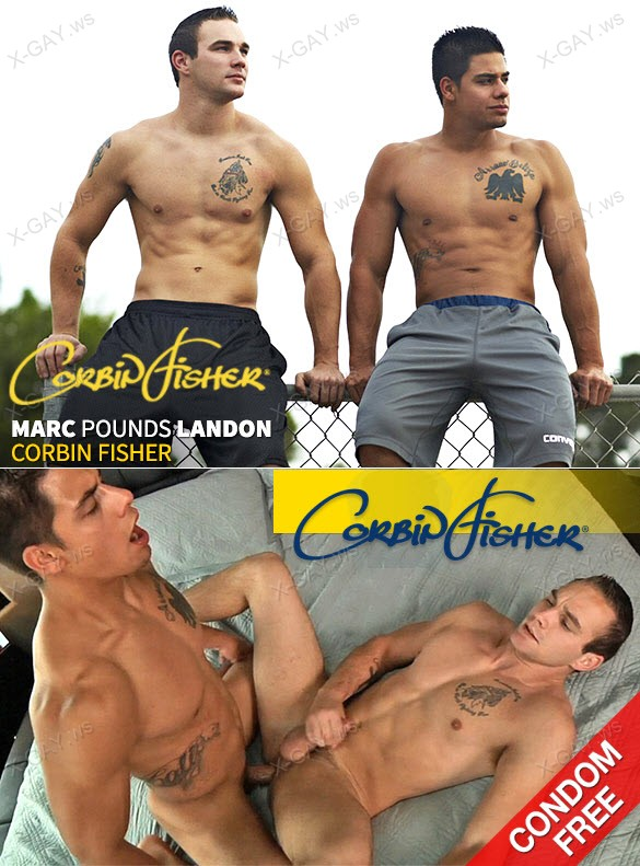CorbinFisher: Marc Pounds Landon (Bareback)