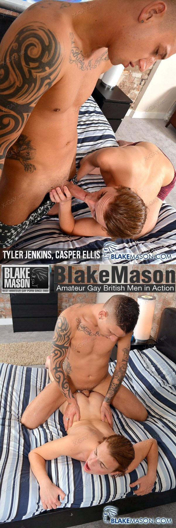 BlakeMason: Tyler Jenkins, Casper Ellis