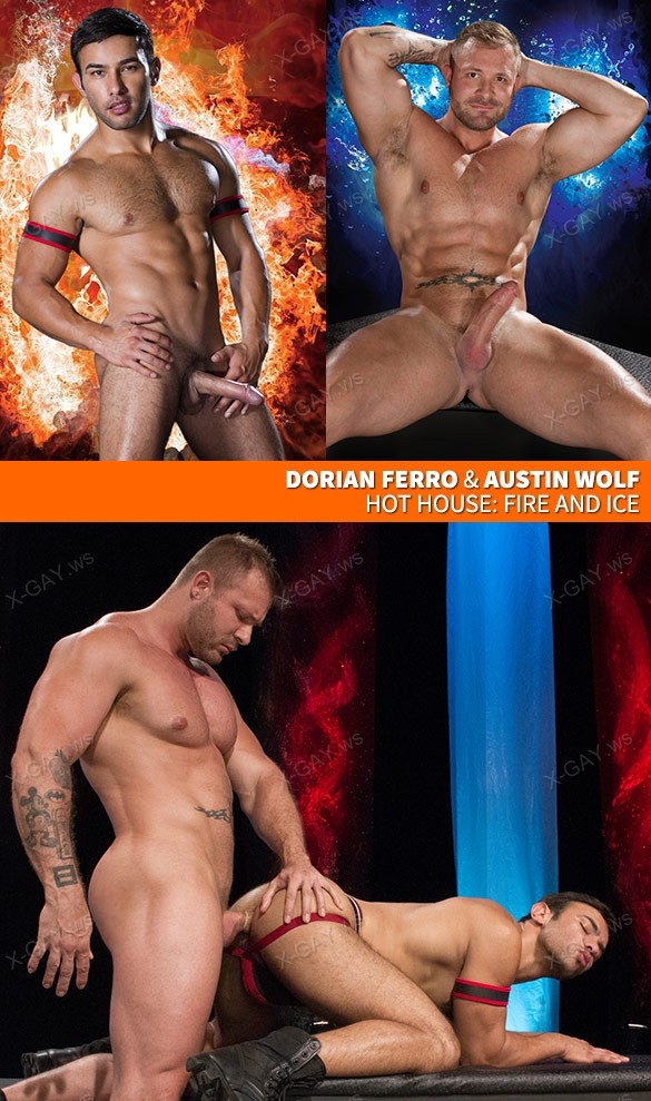 HotHouse: Fire And Ice (Austin Wolf, Dorian Ferro)