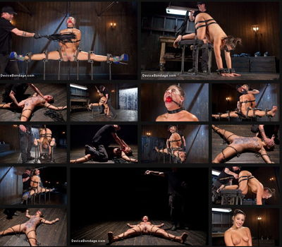 Device Bondage - Nov 13, 2015 - The Pope and Abella Danger