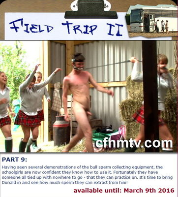 CfnmTV - Field Trip 2 Part 1 Part 9