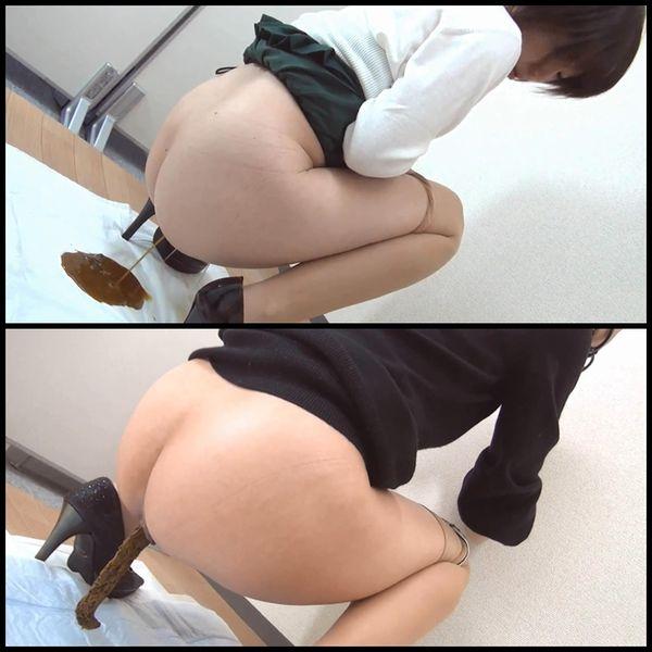 (BFFF-16) Girls natural pooping on camera