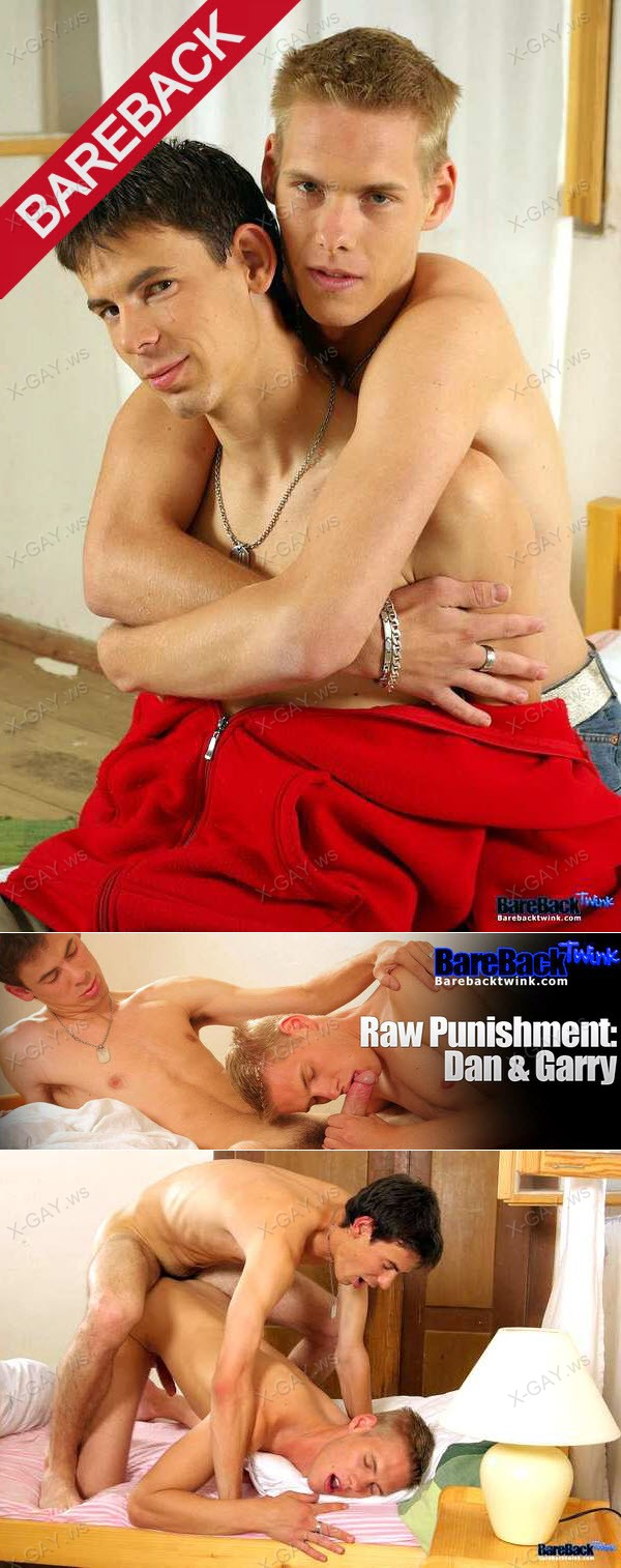 BarebackTwink: Raw Punishment (Dan Bix, Garry Farr)