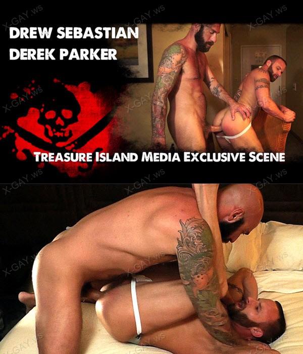 TimFuck: Drew Sebastian, Derek Parker (Bareback)