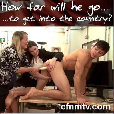 CfnmTV - How Far Will He Go… 2