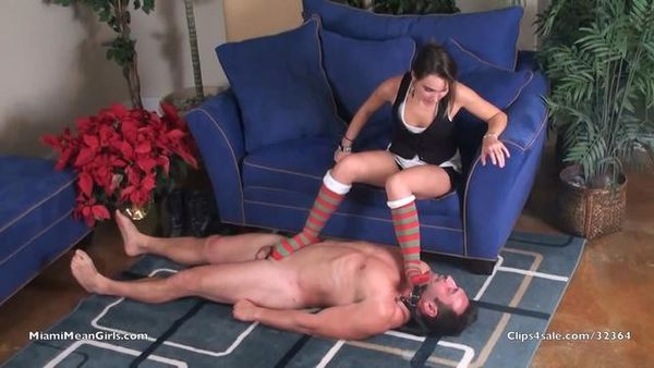 MiamiMeanGirls - Princess Mya - Have A Painful Holiday!