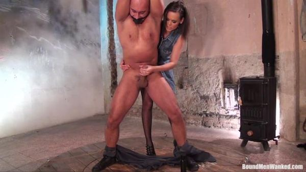 BoundMenWanked - Linet - Natural Dominance