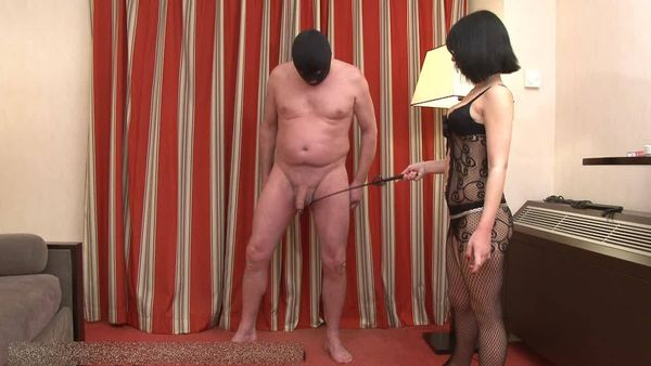 Young-Goddess-Club - GODDESS DEMONIA AND SLAVE BILL - THE ENGLISH SLAVE PART 2