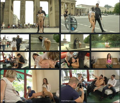 Public Disgrace - Dec 11, 2015 - Steve Holmes, Juliette March and Anna Quist