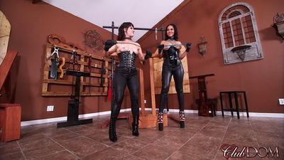 Clubdom - Veronica & Kylie Rogue CBT POV