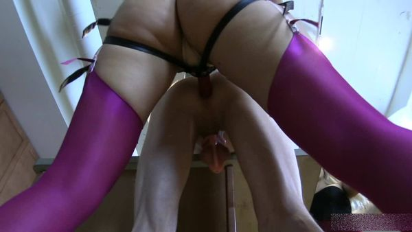 BratPrincess - Amadahy, Noe - Sissy Jane Gets Put in her Place part 2