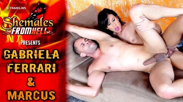 ShemalesFromHell: Gabriela Ferrari, Marcus