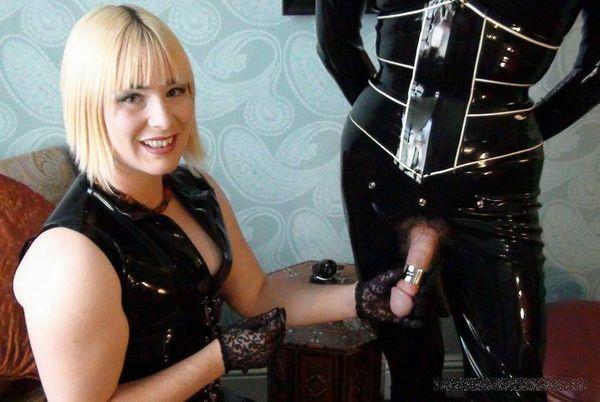 AliceInBondageLand - Chastity Fashion Show - Kali Teeth Bracelet