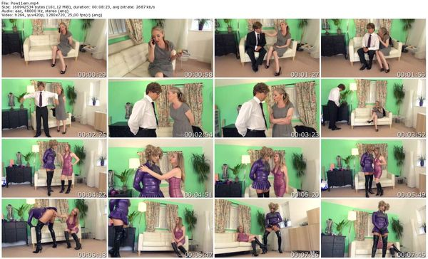 TheEnglishMansion - Miss Eve Harper - Power Of The Pendant part 1-4 update