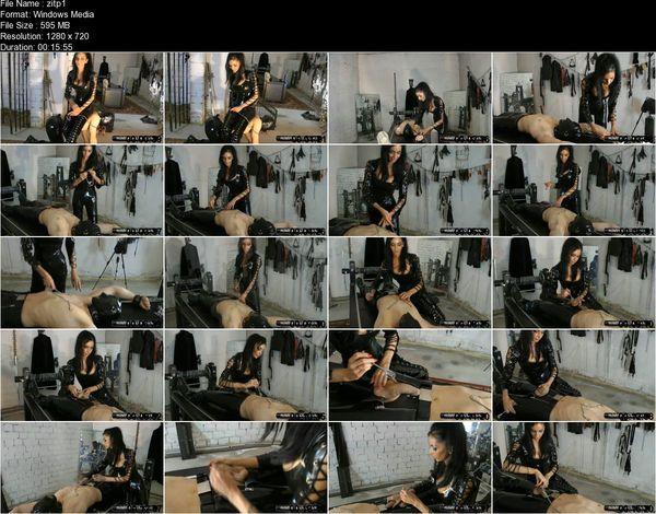 Mistress-Zita - Mistress Zita - 30 Minutes Orgasm Control part 1
