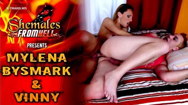ShemalesFromHell: Mylena Bysmark, Vinny