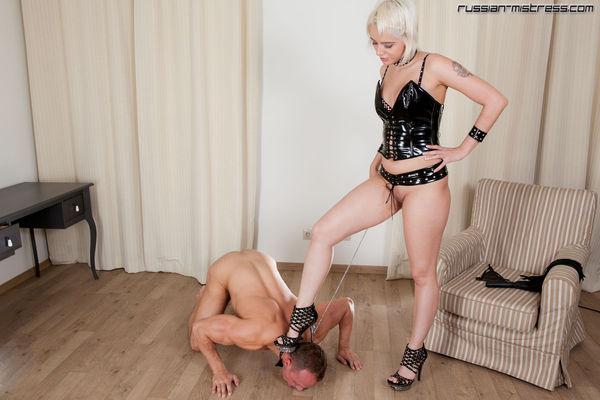 Russian-Mistress - Mistress Salma