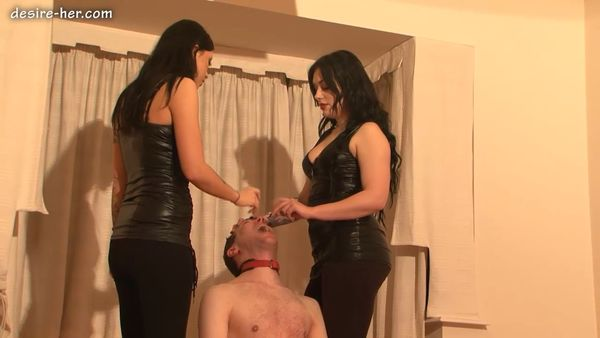 Desire-Her - Training The Dog Part 5