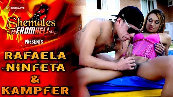 ShemalesFromHell: Rafaela Ninfeta, Kampfer