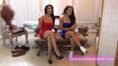 American Mean Girls - Trample Agony Bonus Interview Princess Carmela