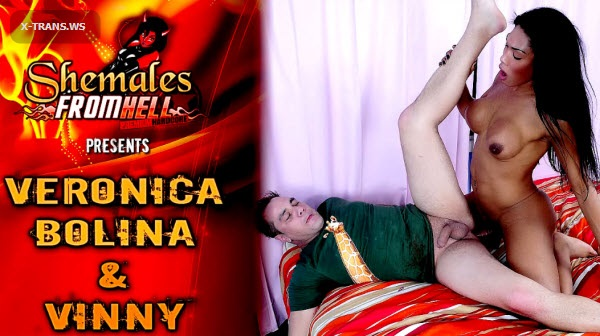ShemalesFromHell: Veronica Bolina, Vinny