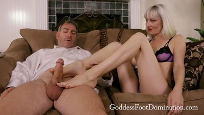 Goddess Foot Domination - Taking What's Hers Goddess Jane