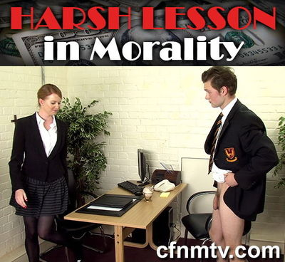 CfnmTV - Harsh Lesson In Morality 1