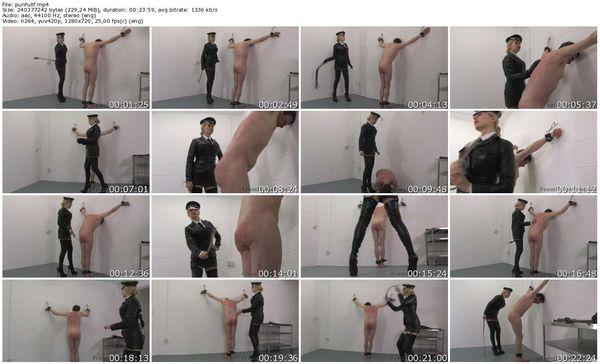 FemmeFataleFilms - Mistress Eleise de Lacy - Punishment complete