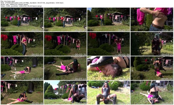 TheEnglishMansion - Mistress Amrita - Hung Out To Dry part 1-3 update