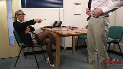Lady Voyeurs - Princess Beth - Cum In Your Pants