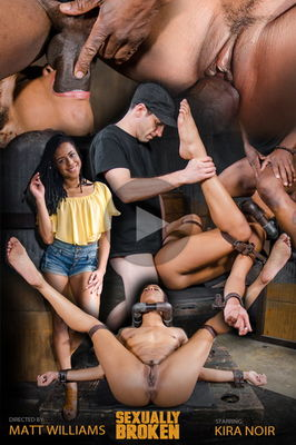 Sexually Broken - Feb 12, 2016 Kira Noir | Maestro | Jack Hammer