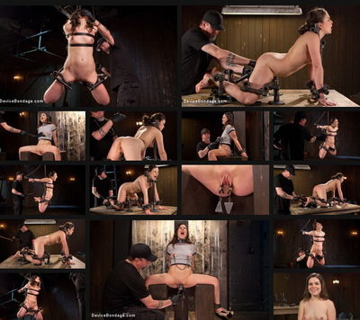 Device Bondage - Feb 19, 2016 - Juliette March and The Pope