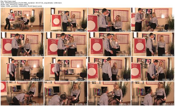 TheEnglishMansion - Miss Eve Harper - More Punishment = More Sales part 1-3 update