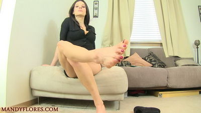 Mandy Flores - #241 Foot Fetish Therapy