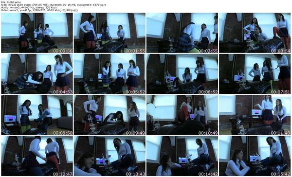 BratPrincess - Jennifer, Kendall, Sara - Milked C0w Teased for Show and Tell