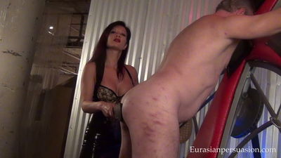 Eurasian Persuasion - Miss Jasmine - Lucky Piece of Meat part 2