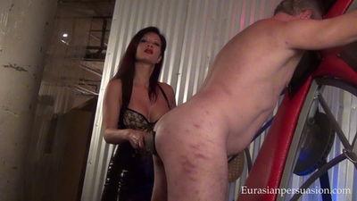 Eurasian Persuasion - Miss Jasmine - Lucky Piece of Meat part 2