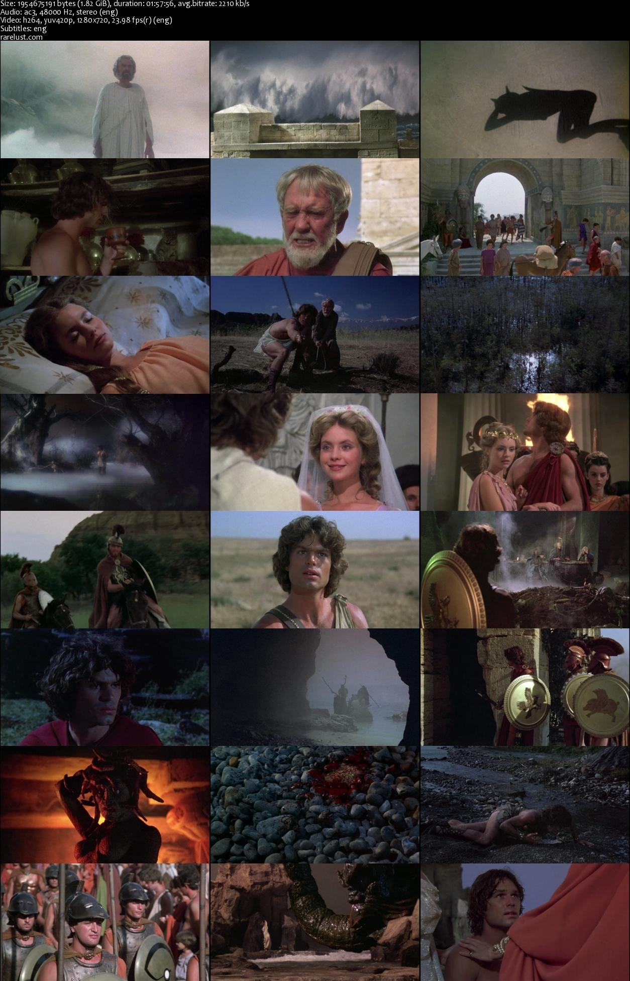 Clash of the Titans (1981) BRRip [1.82GB]
