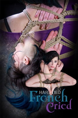 Hardtied - Mar 9, 2016: French Cried | Freya French | Jack Hammer