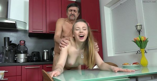 Adorable Teen Gets Dirty After 70