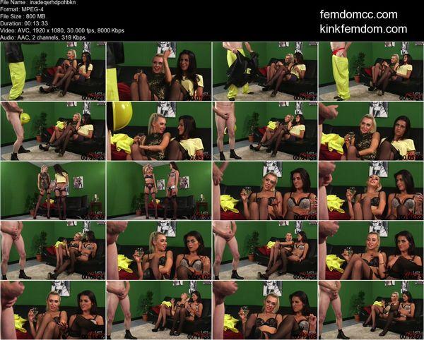 Purecfnm -  Jade Louise, Klara Belle - Inadequate Stripper