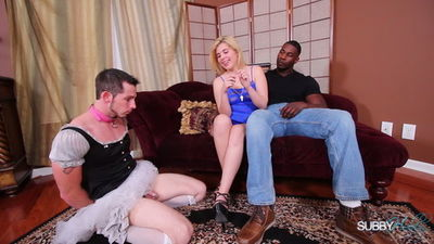Subby Hubby - Rikki Rumor Dick Comparing Humiliation
